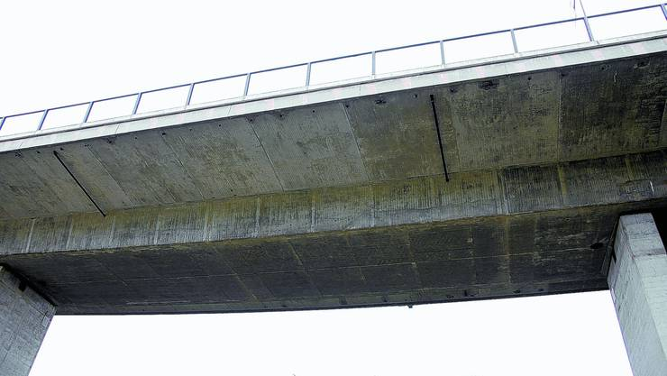 Nadelöhr: Die A1 zwischen Neufeld und Wankdorf mit dem Felsenau-Viadukt wird zum Engpass – mit weit reichenden Auswirkungen. sat
