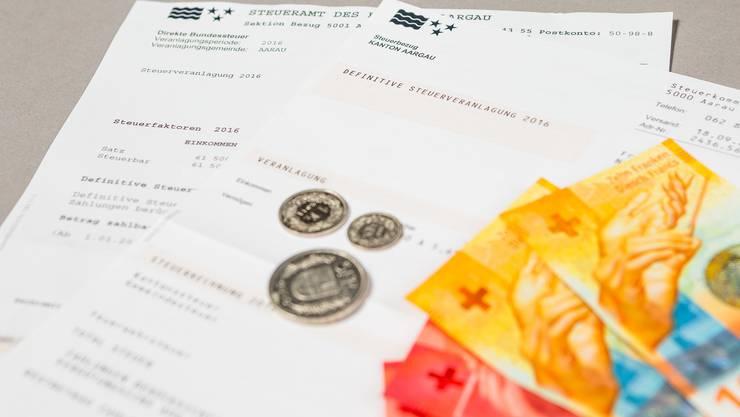 Eine «rechtsformneutrale Besteuerung» ist ein Thema.