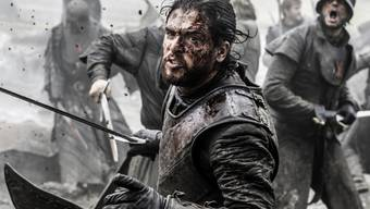"Jon Snow (Kit Harington) kämpft in ""Game of Thrones"" gegen die White Walkers. Seinen Kampf verpassten australische TV-Zuschauer teilweise wegen technischen Aussetzern."