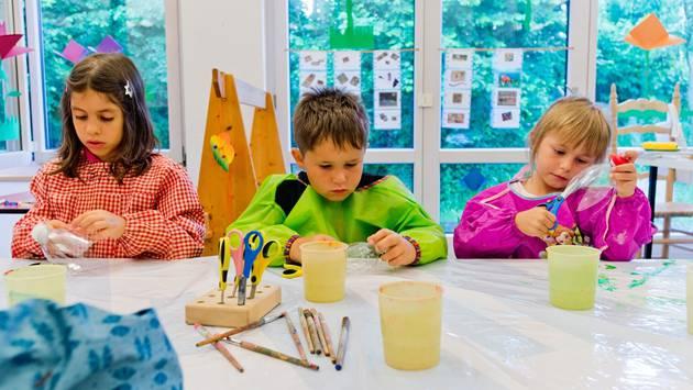 Wird künftig in den Kindergärten Mundart gesprochen?