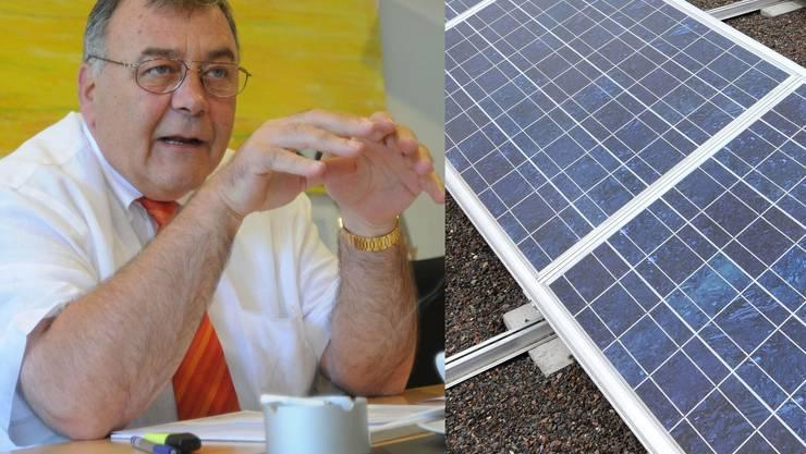 Hans Büttiker, EBM-Chef, muss Atom-Ausstiegsszenario erarbeiten