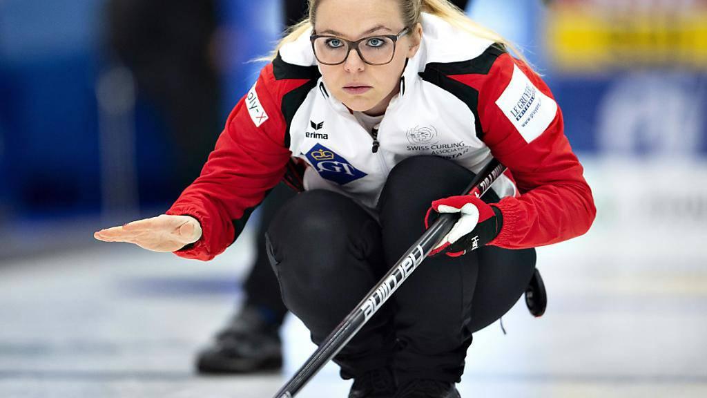 Turniersieg für souveräne Schweizer Curlerinnen