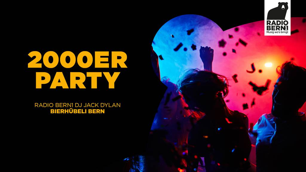 RADIO BERN1 2000er Party