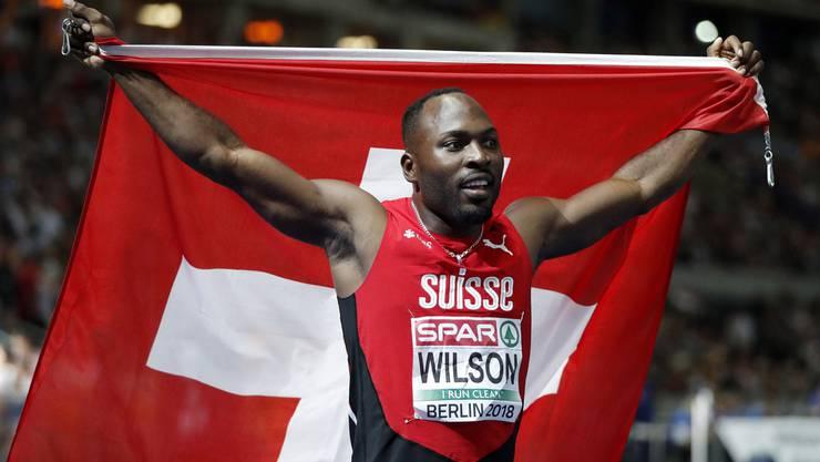 Alex Wilson ist zum ersten Mal Basels Sportler des Jahres.