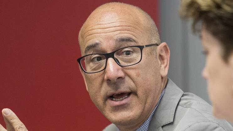 André Woodtli, Chef Amt für Jugend und Berufsbildung