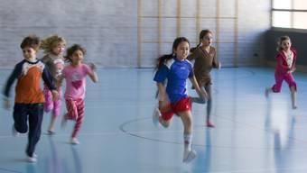 Läuft hier ein Sporttalent? Eltern haben laut Bundesamt für Sport den grössten Einfluss auf die Sportkarriere der Kinder.