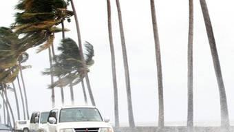 """Der Tropensturm """"Irina"""" wütete auch in Mosambik (Archiv)"""