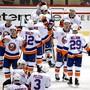 Erhalten nächstes Jahr eine neue Heimat: Die New York Islanders.