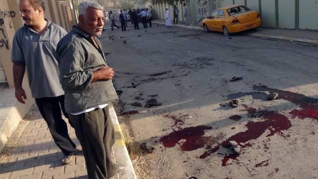 Eine Bombe überschattet das Eid-al-Adha in Kirkuk