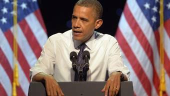 US-Präsident Obama gibt sich im Budetstreit noch locker