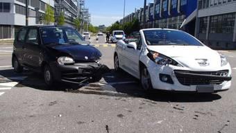 Schafisheim Unfall Rotlicht missachtet