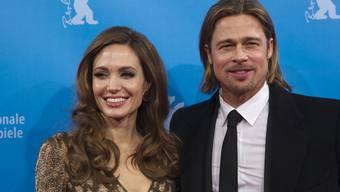 Angelina Jolie und Brad Pitt in Berlin