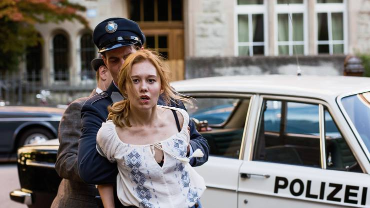 Rabea Egg als Lina im Film «Lina»