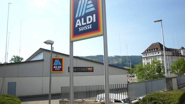 Usego-Areal: Noch mindestens bis ins Jahr 2026 läuft der Mietvertrag zwischen Aldi Suisse und der Liegenschaftsbesitzerin Swiss Prime Site AG.