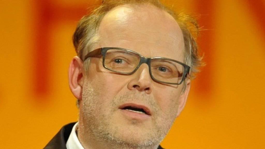 Schauspieler Axel Milberg ist froh, dass er keine pubertierenden Töchter ertragen musste (Archiv).