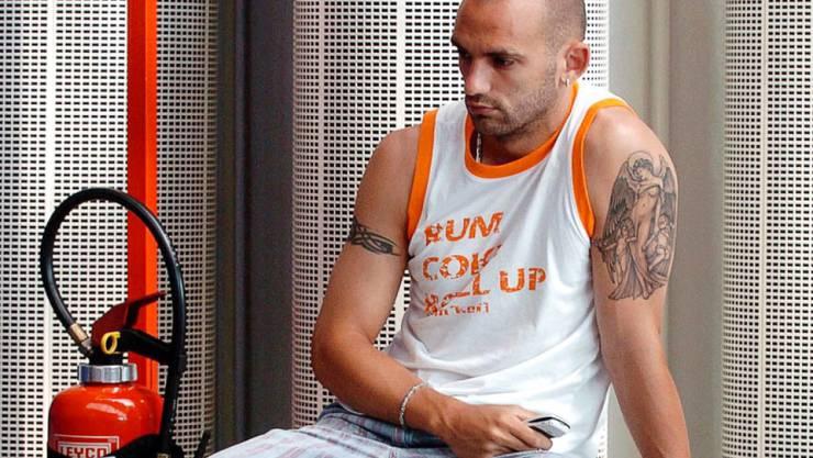 Er soll der Drahtzieher bei den vermuteten Spielmanipulationen in Spaniens Profifussball sein: der ehemalige Real-Madrid-Profi Raul Bravo