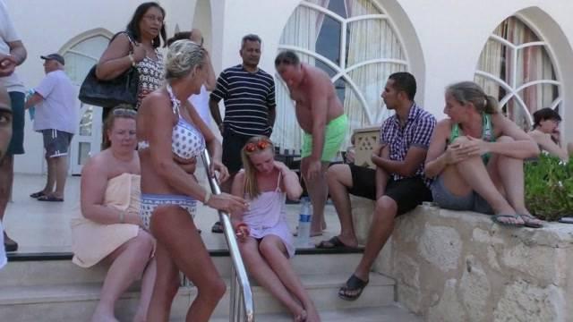 Tunesien-Attentat: Betroffenheit und Angst bei Touristen