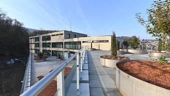 Fertigstellung und Einweihung Alterszentrum Brüggli Park Dulliken 02-2019