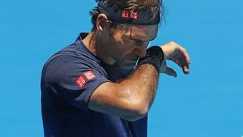 Roger Federer ist am Australian Open in Melbourne seit 14 Spielen ungeschlagen