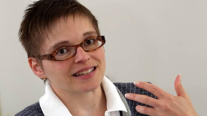 Claudia Hänzi hat einen Job im Kanton Bern angenommen. (Archiv)
