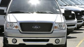 Ford muss erneut Wagen zurückrufen (Archiv)