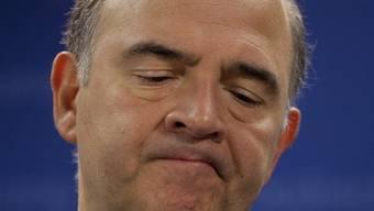 Der französische Finanzminister Pierre Moscovici (Archivbild)