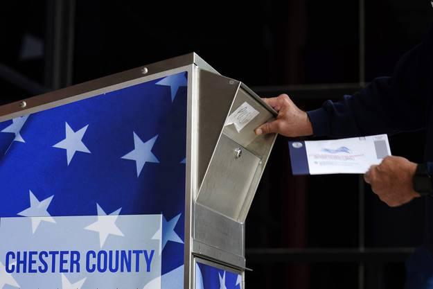 Die letzten Swing States beenden die Wahlnacht.