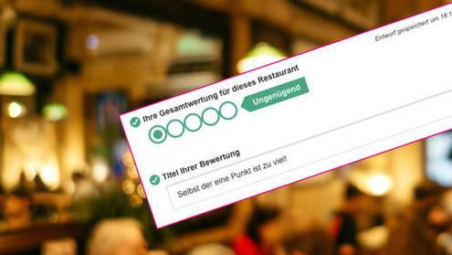 Wie Gäste Restaurants mit schlechten Tripadvisor-Bewertungen ...