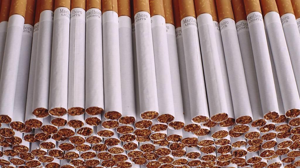 Ja zu Werbe- und Verkaufsverboten für Tabakprodukte