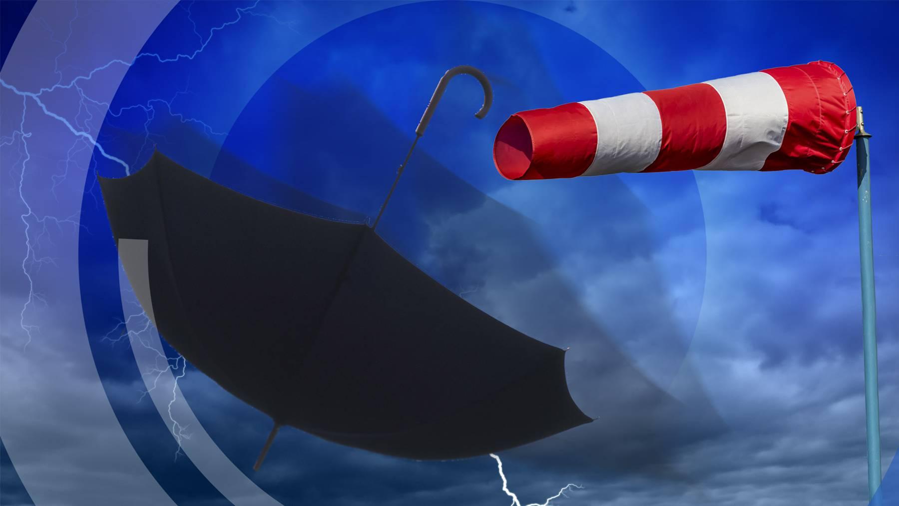 """Wie gefährlich wird nächster Wintersturm """"Sabine"""" wirklich?"""