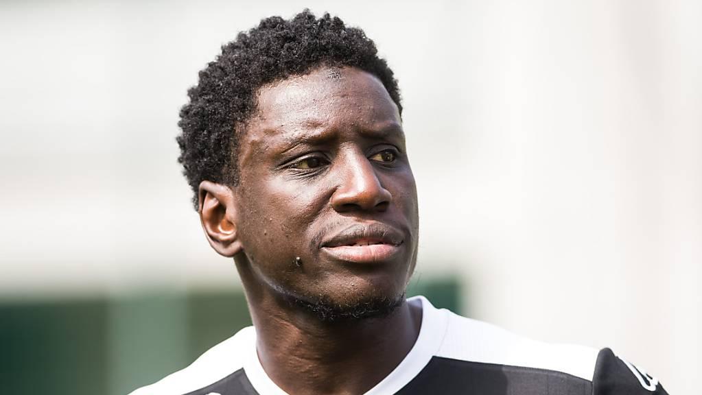 Demba Ba bestritt die letzten Spiele seiner Profi-Karriere mit dem FC Lugano.