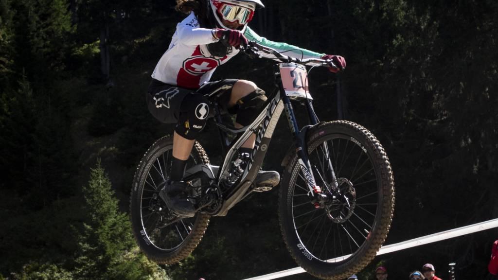 Neuenburgerin Balanche Downhill-Weltmeisterin