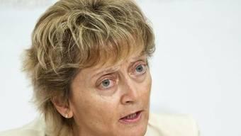 Bundespräsidentin Eveline Widmer-Schlumpf (Archiv)