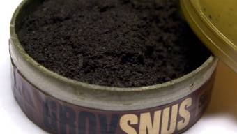 Snus ist in der Schweiz seit 25 Jahren verboten.