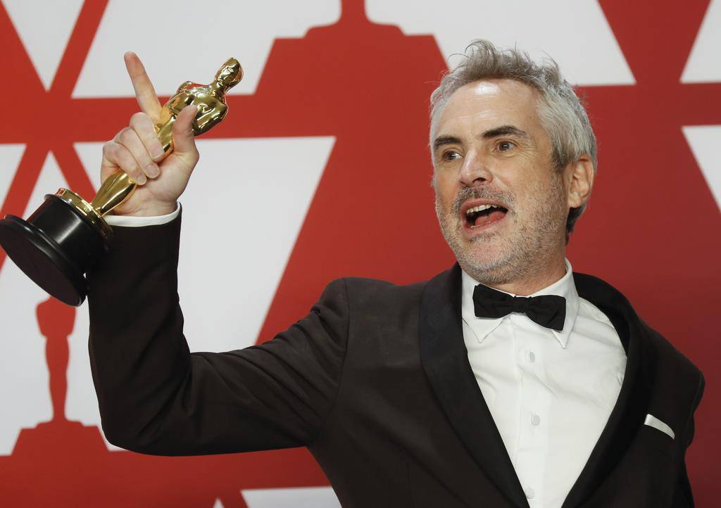 Beste Regie: Alfonso Cuarón («Roma»)