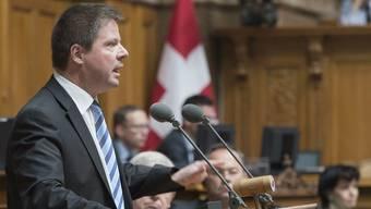 Versöhnung mit den Grünen: «Ich erlebe keine Animositäten mehr», sagt Martin Bäumle.