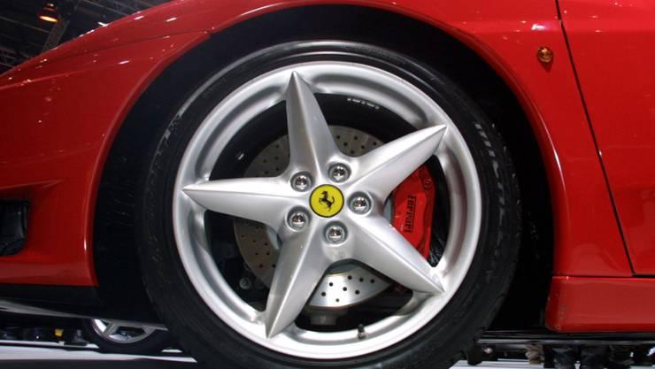 Ferrari soll mit dem Börsengang in New York durchstarten: Bis jedoch der italienische Autobauer an den Start gehen konnte, dauert es über ein Jahr.