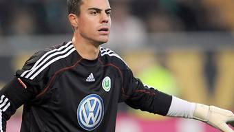 Diego Benaglio blamierte sich mit Wolfsburg bis auf die Knochen