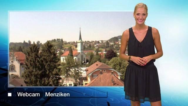 Weiterhin hochdruckbestimmtes Wetter: Die Prognosen vom Dienstag, 7. Juli 2015.