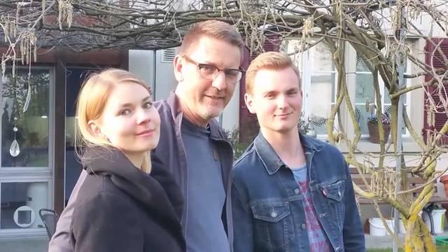 «Zrugg is Läbe» Teil 3: «Itz isch de Päppu nümme ganz» – wie Martin Bieris Familie mit dem Schicksal umgeht