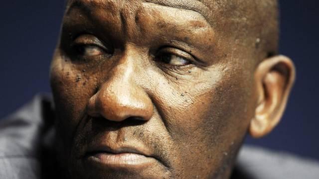 Bhekokwakhe Cele, Chef der südafrikanischen Polizei