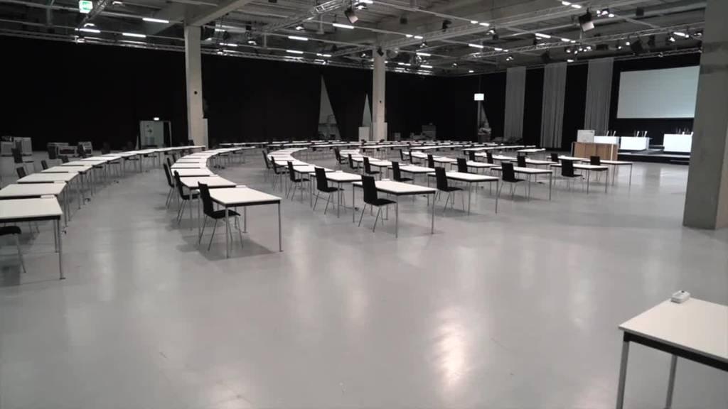 Session in der Bernexpo: Sind 3,4 Millionen Franken gerechtfertigt?