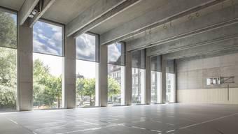 Hermesbühl-Turnhallen in Solothurn sind fertig gebaut