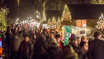 Solothurner Weihnachtsmarkt 2016