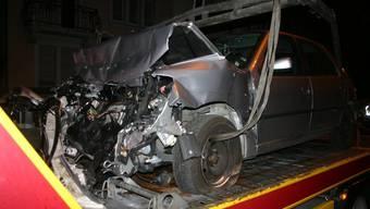 Unwohlsein führt zu schweren Verkehrsunfall