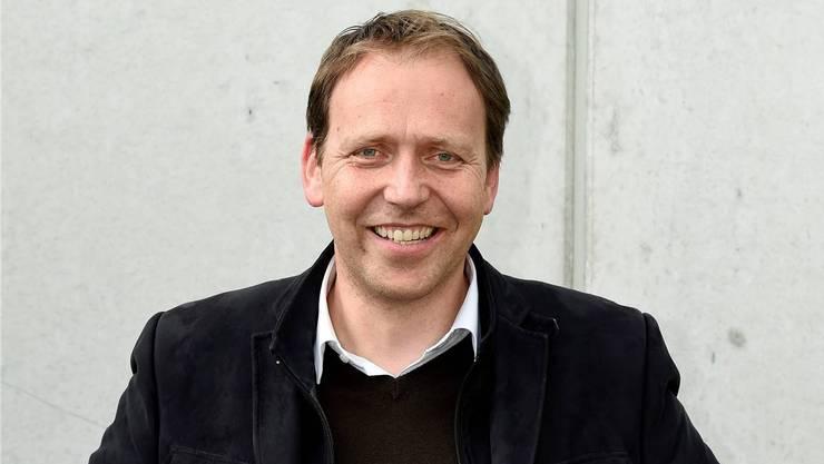 Hat als Leiter der Badener Stadtverwaltung gekündigt: Christian Villiger. (Archivbild)