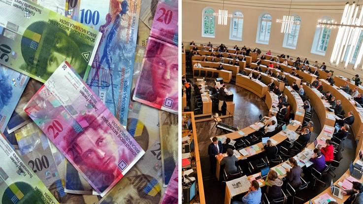 Sparvorschläge: Nachdem die Kommission beraten hat, wird der Grosse Rat über die Vorschläge zum 120-Millionen-Sparpaket befinden.