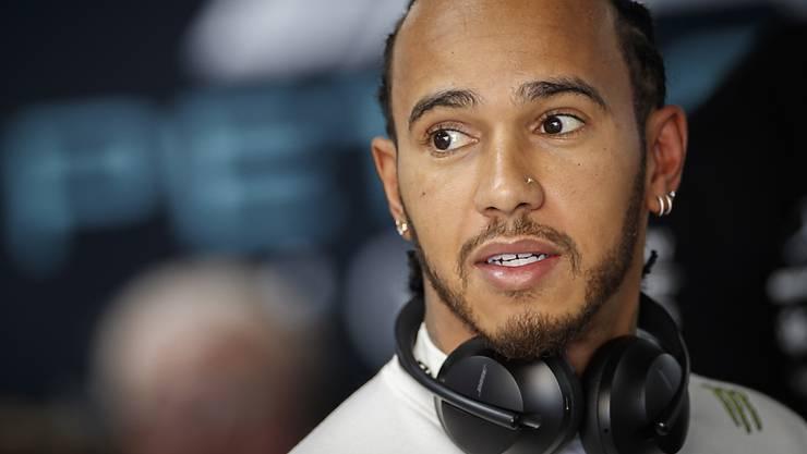 Lewis Hamilton startet zum dritten Mal aus der Pole-Position zum Grand Prix von Deutschland