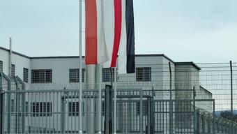 Das Ausschaffungsgefängnis Basel-Stadt heisst neu Gefängnis Bässlergut