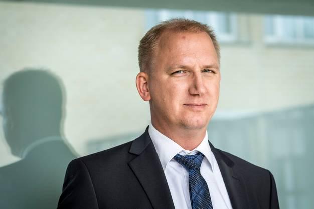 Marco Breu, Mediensprecher der Thurgauer Staatsanwaltschaft.
